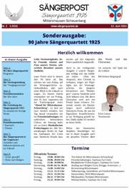 tn saengerpost 01-2015